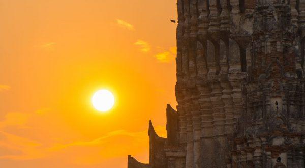 Jour 7 : Une journée à 2 roues à travers l'histoire de la Thaïlande