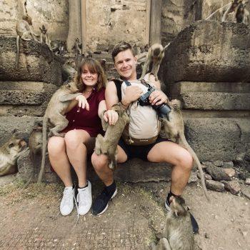 Jour 8 : Une virée chez les singes de Lopburi