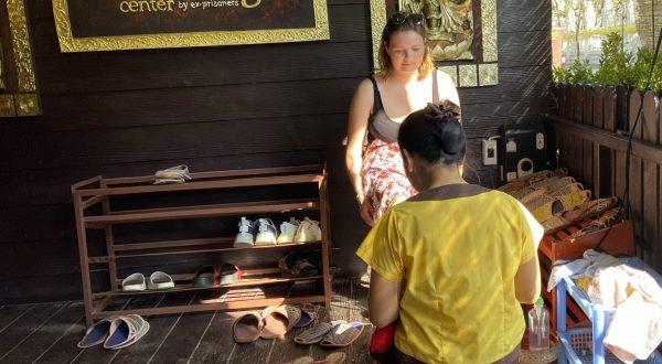 Jour 9 : Bien arrivé a Chiang Mai