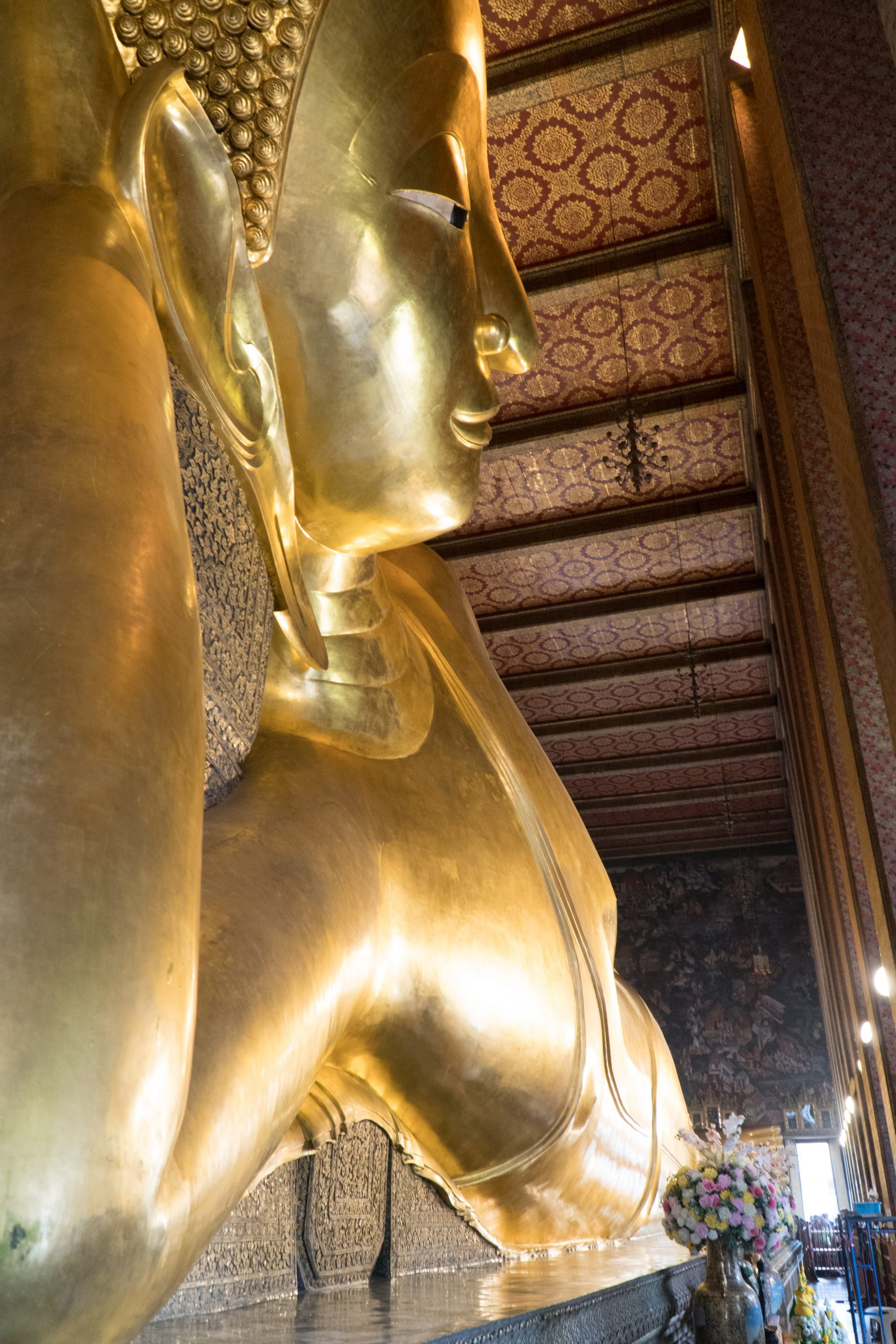 Le Buddha du Wat Pho