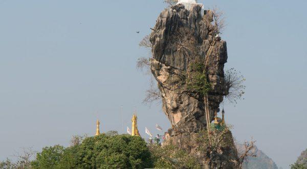 Jour 19 : Direction Mandalay, le nord du Myanmar