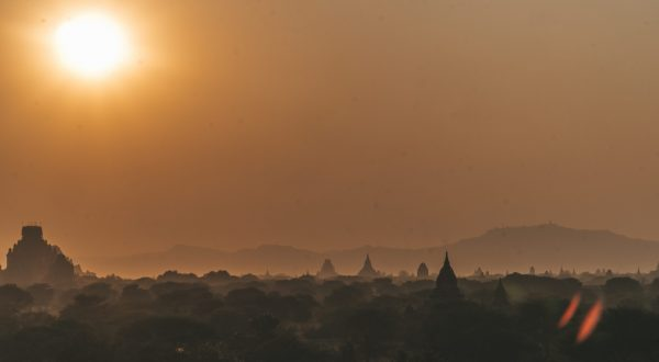 Jour 22 : First day in Bagan, du scooter et une belle rencontre