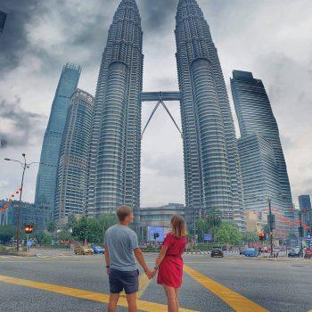 Jour 34 : Et nous voilà en Malaisie !