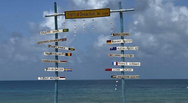 Jour 51 : D'une île à une autre (Tioman -> Kapas)